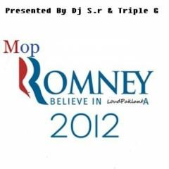 Mop Romney