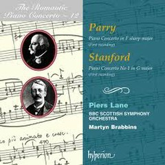 The Romantic Piano Concerto, Vol. 12 – Parry & Stanford