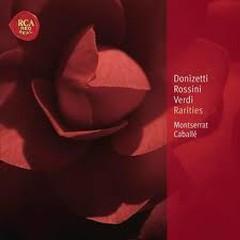 Donizetti Rarities - Montserrat Caballe