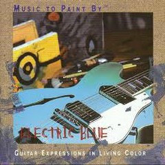 Music To Paint By – Electric Blue