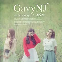 The 6th Album Part.2 'She' -                                  Gavy N.J