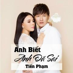Anh Biết Anh Đã Sai (Single)
