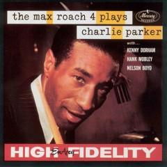 Plays Charlie Parker
