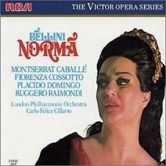 Vincenzo Bellini - Norma CD2 - Montserrat Caballe