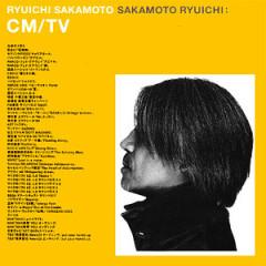 CM/TV (CD3) - Ryuichi Sakamoto