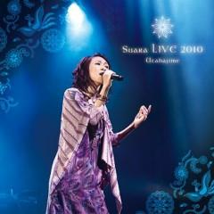 Suara LIVE 2010 ~歌始め~ / Suara LIVE 2010 ~Utaha (CD1)