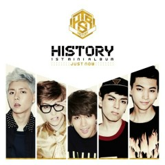 Just Now - History