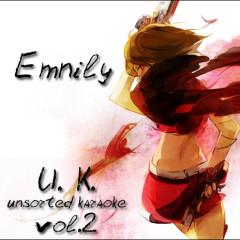 U.K.(Unsorted Karaoke) vol.2 Bonus