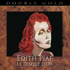 Le Disque d'Or (CD2) - Edith Piaf