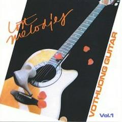 Vô Thường Guitar Vol.1 - Lost Melodies