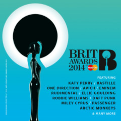 The BRIT Awards 2014 (CD1)