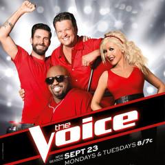 The Voice US Season 5 (EP 2)