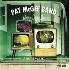 Vintage Stages Live - Pat Mcgee Band