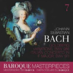Baroque Masterpieces CD 7 - Bach Goldberg Variations (No. 2)