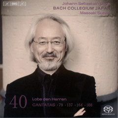 Bach - Cantatas Vol 40 CD2