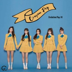 Evolution Pop.01 (CD1) - Crayon Pop