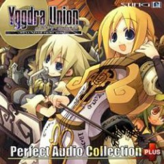 Yggdra Union ~WE'LL NEVER FIGHT ALONE~ Perfect Audio Collection PLUS CD2 No.2