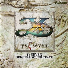 Ys SEVEN ORIGINAL SOUND TRACK (CD3) - Falcom Sound Team JDK
