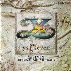 Ys SEVEN ORIGINAL SOUND TRACK CD1