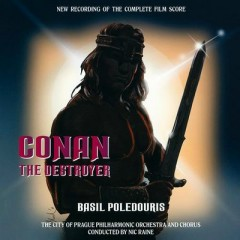Conan The Destroyer OST (CD2)