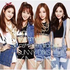 Summer☆gic / Sunshine Miracle / SUNNY DAYS - KARA