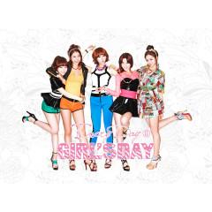 Everyday II (2nd Mini Album) - Girl's Day
