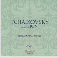 Tchaikovsky Edition CD 23 (No. 2)