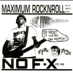 Maximum Rocknroll (CD1) - Nofx