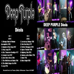 Deols (Chateauroux France) (CD2) - Deep Purple