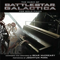 The Music Of Battlestar Galactica For Solo Piano OST (CD1)