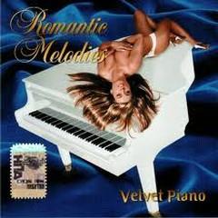 Romantic Melodies, Velvet Piano - Various Artists