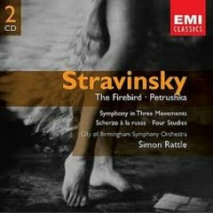 Stravinsky: Firebird - Petrushka CD2