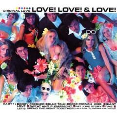 Love! Love! & Love! (CD1)