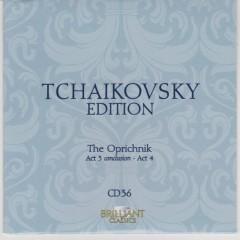Tchaikovsky Edition CD 36