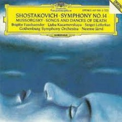 Shostakovitch:The Symphonies CD12 - Neeme Jarvi,Scottish Chamber Orchestra,Gothenburg Symphony Orchestra