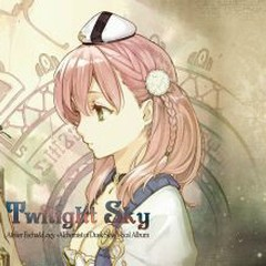 Twilight Sky Atelier Escha & Logy -Alchemist of Dusk Sky- Vocal Album