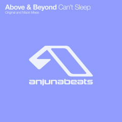 Cant Sleep - Above & Beyond