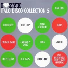 I Love ZYX Italo Disco Collection 5 cd3