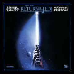 Star Wars : Episode VI. The Return Of The Jedi OST (CD1) - John Williams