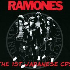 Japanese First CD Pressings (CD5)