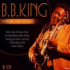 Everyday I Have The Blues (CD4) - B.B. King
