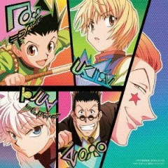 Hunter x Hunter Original Soundtrack CD2