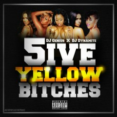 5ive Yellow Bitches (CD1)