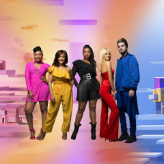 On Top Of The World (Single) - Jennifer Hudson, Pixie Lott, Luan Santana, Yemi Alade, Monali Thakur