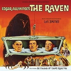 The Raven / An Evening of Edgar Allan Poe OST  - Les Baxter