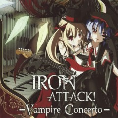 Vampire Concerto - IRON ATTACK!