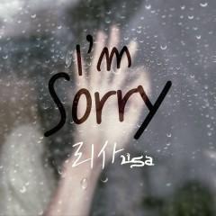 I'm Sorry (Single) - Lisa (리사)