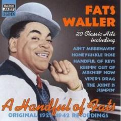 A Handful of Fats (CD10) - Fats Waller