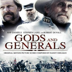 God And Generals OST (CD4) - David Wingo