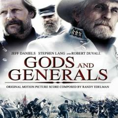 God And Generals OST (CD4)